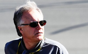 Gene Haas is serious. Always. Photo Courtesy Sports Illustrated/CNN.com
