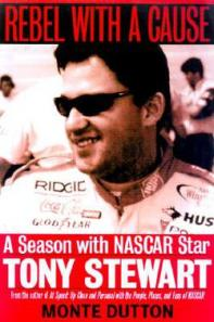 Monte Dutton wrote a book with Tony Stewart. So ya, they've met.