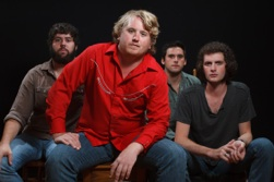 No word if this is actually how William Clark Green hangs around. We can confirm he is not an actual Rose Queen.