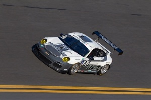 2012 Roar Before the 24 test sessions at Daytona Int'l Speedway,