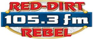 Red Dirt Rebel Logo Clean